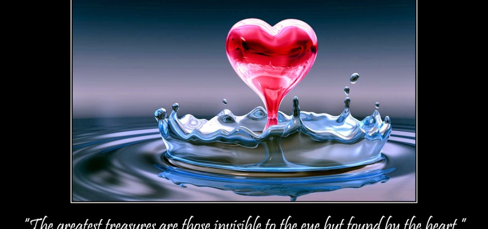 Love is Powerful - Share it without fear of rejection